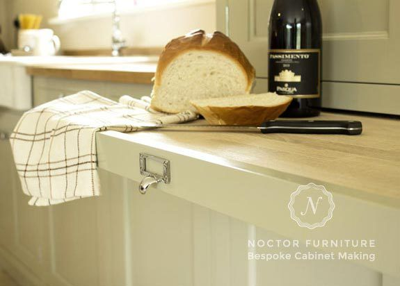 family farmhouse kitchen